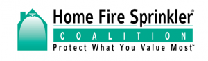 Home Fire Sprinkler Coalition logo