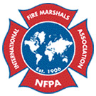 image of International Association of Fire Marshals logo
