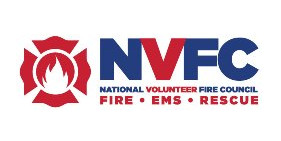 National Volunteer Fire Council logo