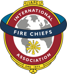 image of International Association of Fire Chiefs logo