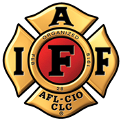 image of International Association of Fire Fighters Logo